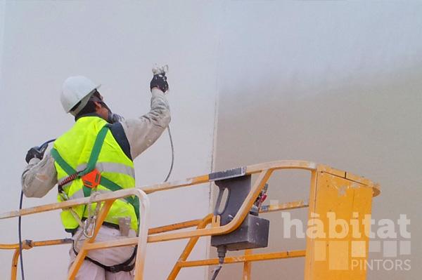 empresa pintura industrial: